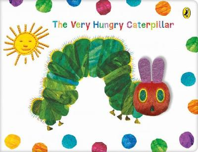 The Very Hungry Caterpillar Cloth Book - Eric Carle