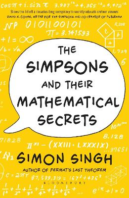 The Simpsons and Their Mathematical Secrets - Dr. Simon Singh