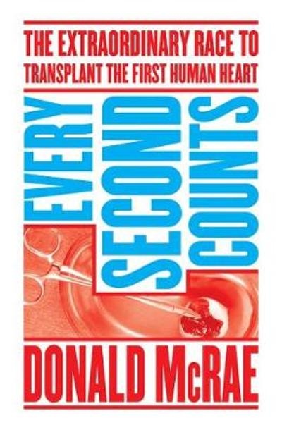 Every Second Counts - Donald McRae
