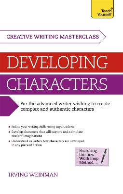 Masterclass: Developing Characters - Irving Weinman