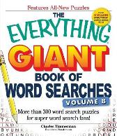 The Everything Giant Book of Word Searches, Volume 8 - Charles Timmerman