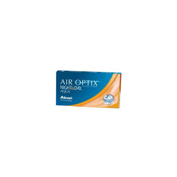 Air Optix Night&Day Aqua 6p - Alcon