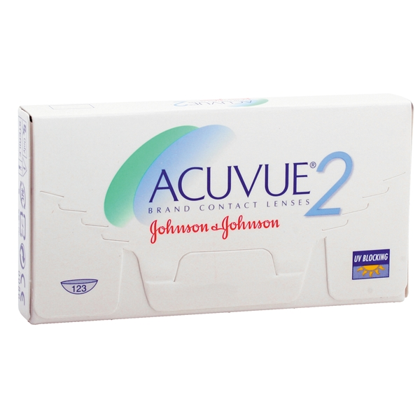 Acuvue 2 - Johnson & Johnson