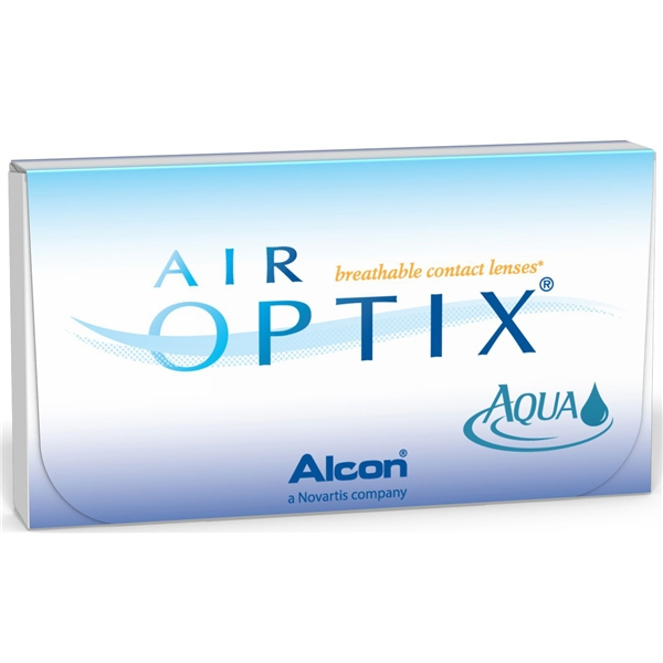 Air Optix Aqua - Alcon