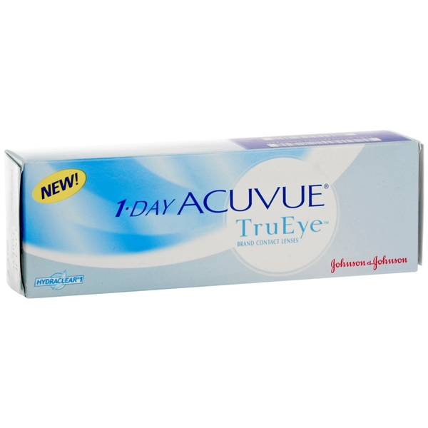 1-Day Acuvue TruEye - Johnson & Johnson