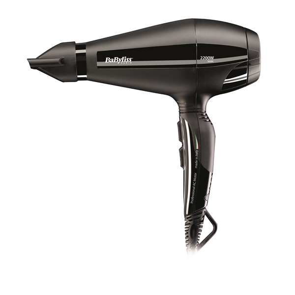 BaByliss 6611E - Le Pro Silence Hairdryer 2200W - BaByliss