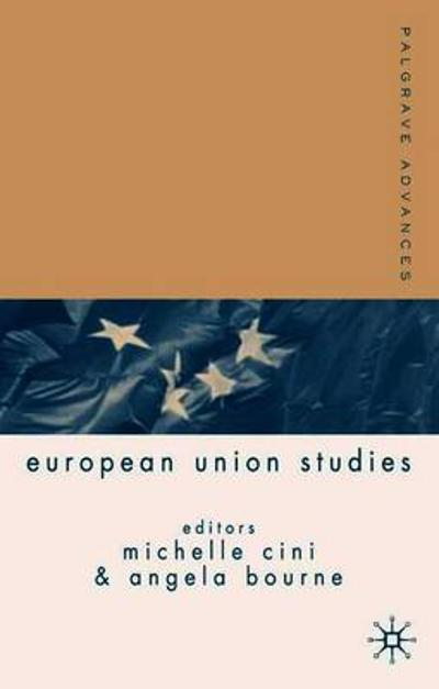 Palgrave Advances in European Union Studies - A. Bourne