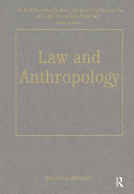Law and Anthropology - Professor Tom D. Campbell