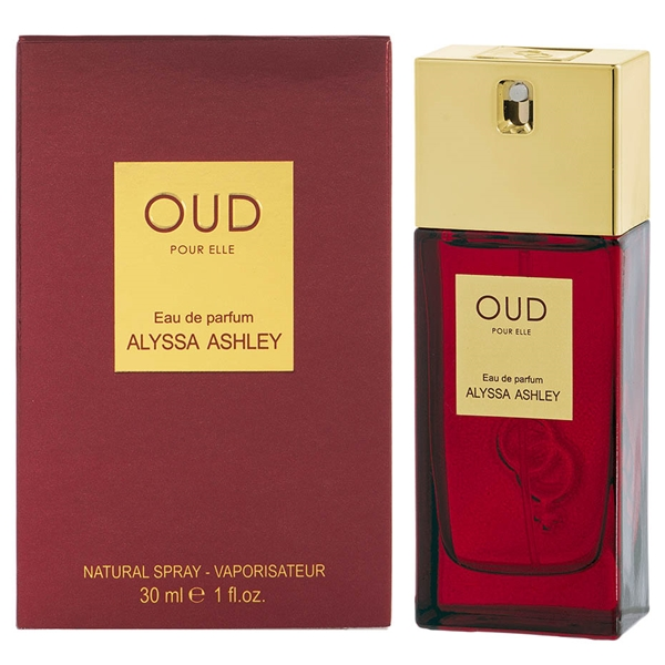 Alyssa Ashley Oud Pour Elle - Eau de parfum Spray - Alyssa Ashley