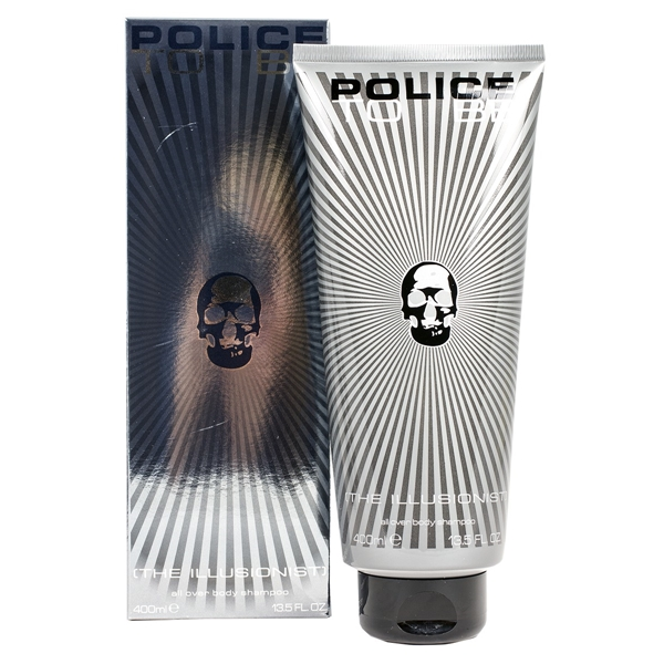 Police To Be Illusionist - Body Shampoo - Police