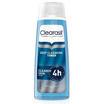 Clearasil Daily Clear - Deep Cleansing Toner - Clearasil