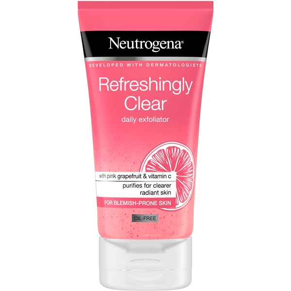 Pink Grapefruit Daily Scrub - Neutrogena