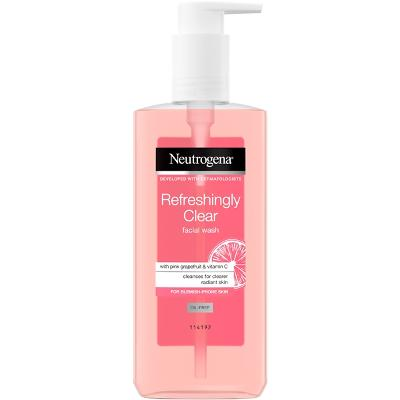 Pink Grapefruit Refreshingly Clear Facial Wash - Neutrogena