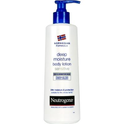 Norwegian Formula Body Lotion Sensitive - Neutrogena