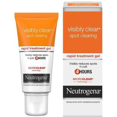 Visibly Clear Rapid Clear Treatment Gel - Neutrogena