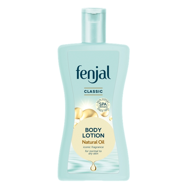 Fenjal Classic Body Lotion - Fenjal