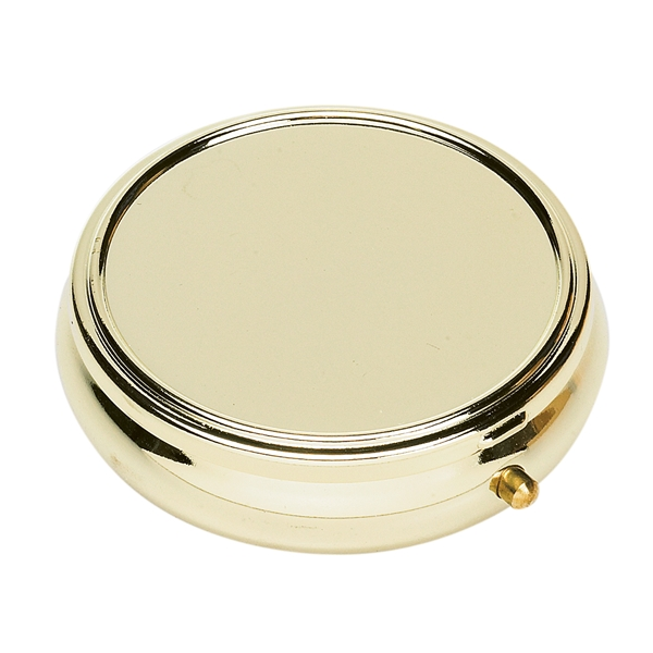 Pill Box Gold - Vadeco