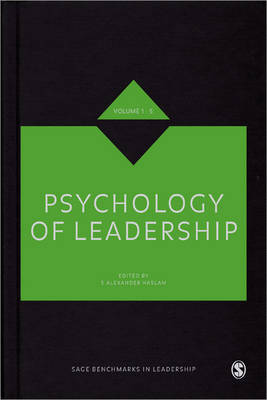 Psychology of Leadership - Alex Haslam
