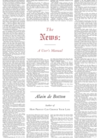 News - Alain De Botton