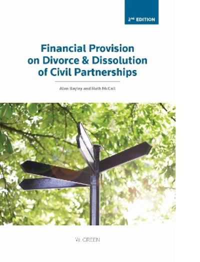 Financial Provision on Divorce and Dissolution of Civil Partnerships - Alan Bayley
